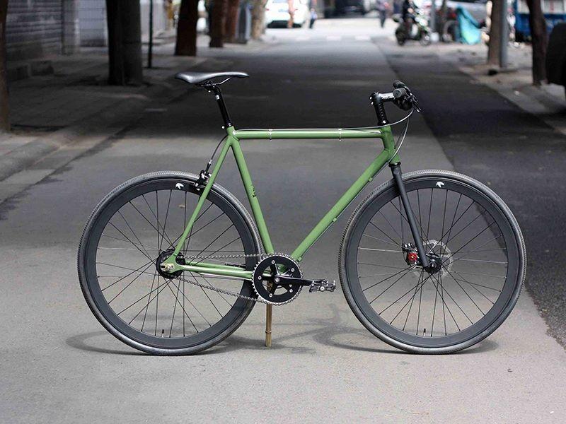 Порошковая покраска велосипедов